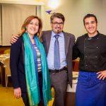 ristorante Pompeo Magno: Michela Del Sorbo - Gerardo Esposito - chef Vincenzo Del Sorbo