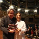 Dolci Donne di Storia - Anna Chiavazzo con Felicori alla Reggia di Caserta